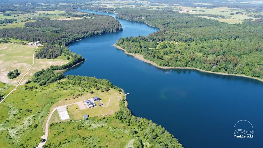 Villa ILGAI - viensēta pie ezera, netālu no Trakai - 5