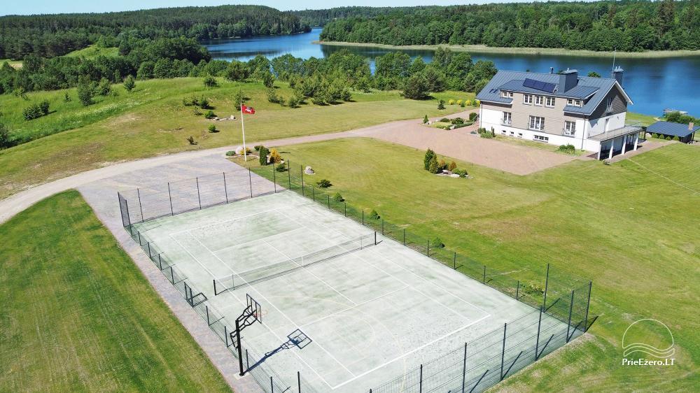 Villa ILGAI - viensēta pie ezera, netālu no Trakai - 52