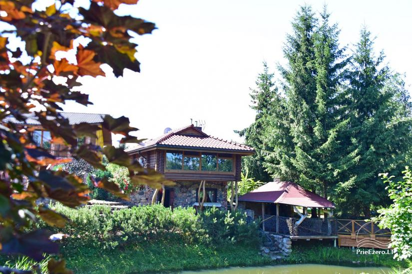 Māja ar pirti AKMENINE SALA - 4