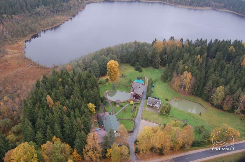 Fazenda pie ezera Iešnalė - 1