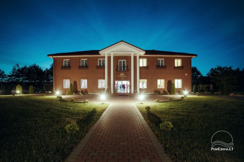 La Villa Royale - jūsu ekskluzīvu konferencē vai svētki! - 12