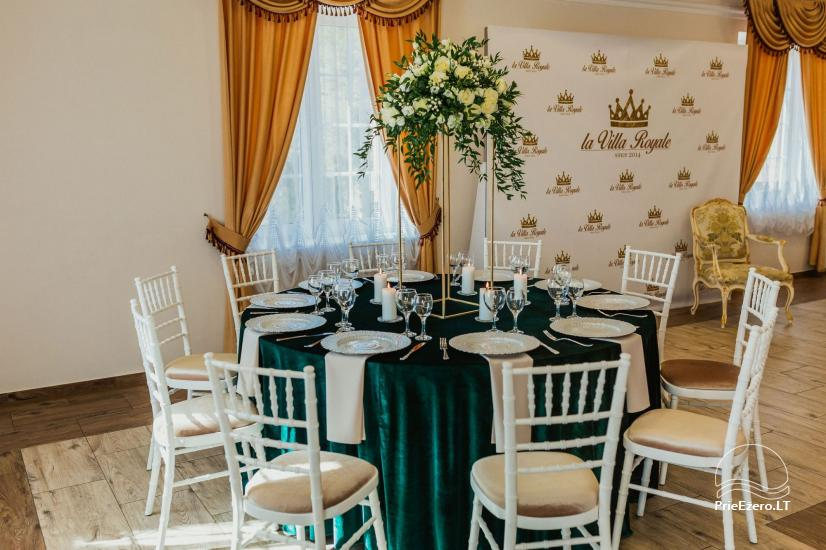 La Villa Royale - jūsu ekskluzīvu konferencē vai svētki! - 36