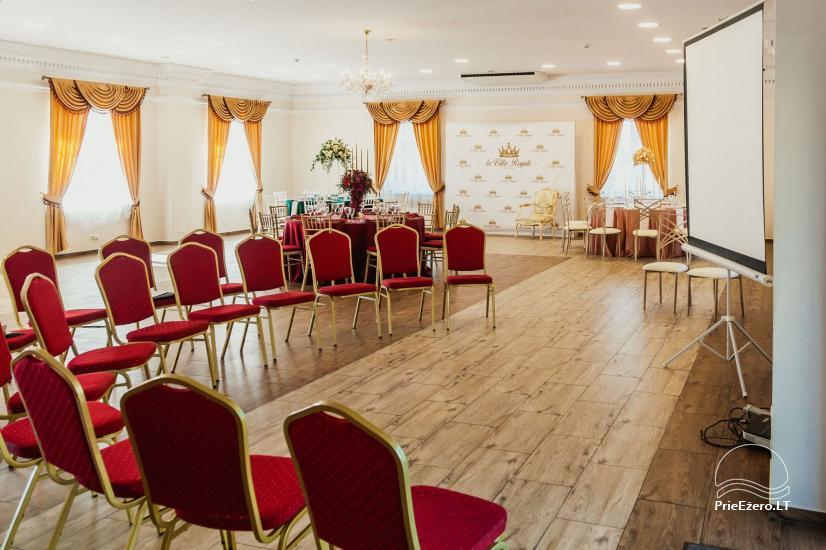 La Villa Royale - jūsu ekskluzīvu konferencē vai svētki! - 40