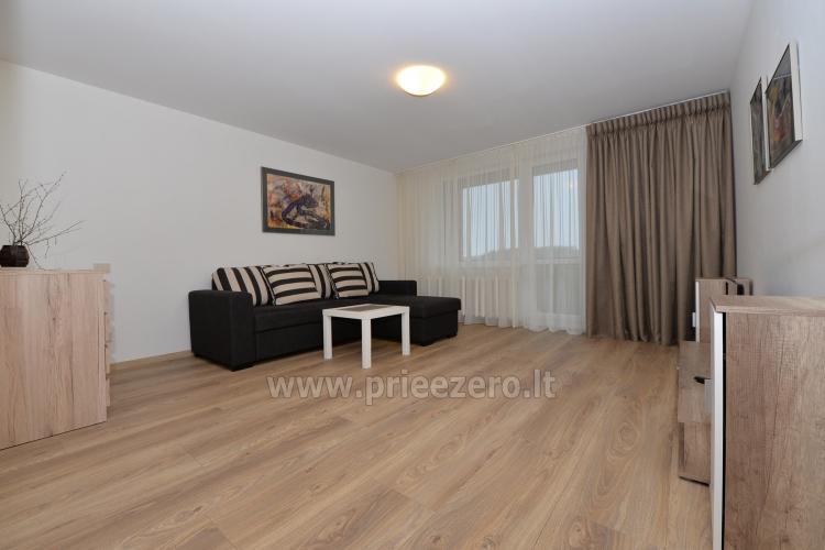 2 istabu dzīvoklis centrālajā pilsētas ielas Druskininkai - 2