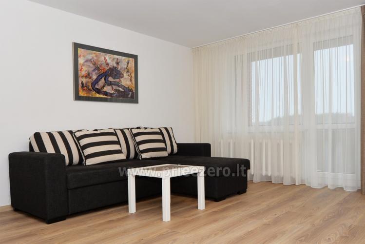 2 istabu dzīvoklis centrālajā pilsētas ielas Druskininkai - 3