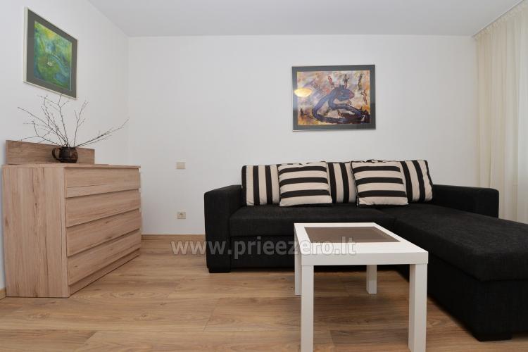 2 istabu dzīvoklis centrālajā pilsētas ielas Druskininkai - 4