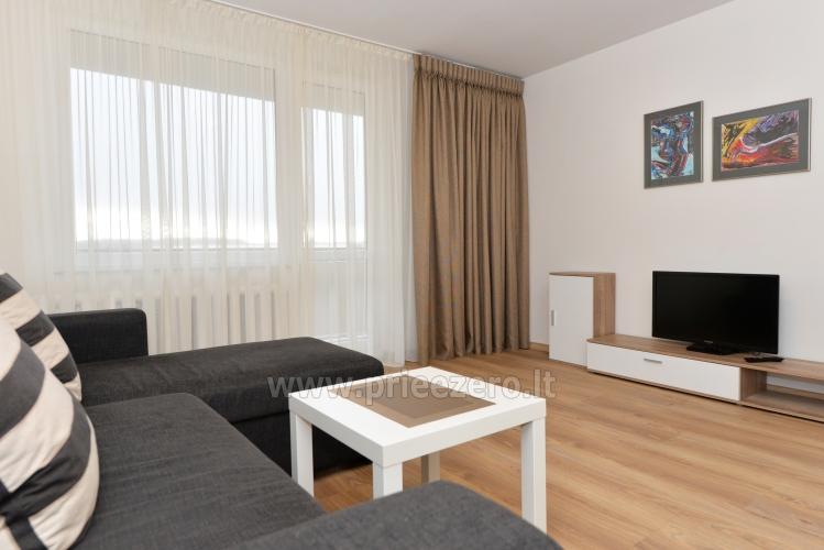 2 istabu dzīvoklis centrālajā pilsētas ielas Druskininkai - 1