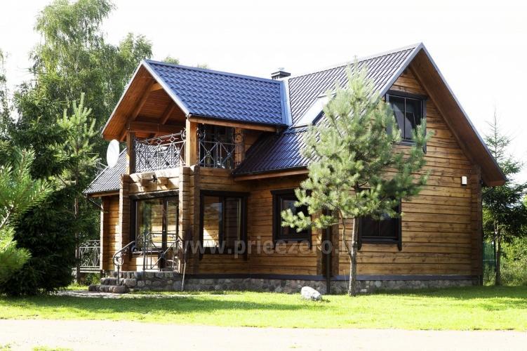 Radviliu sodyba in Anykščiai zonā, pie ezera - 2
