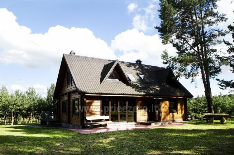 Radviliu sodyba in Anykščiai zonā, pie ezera - 7