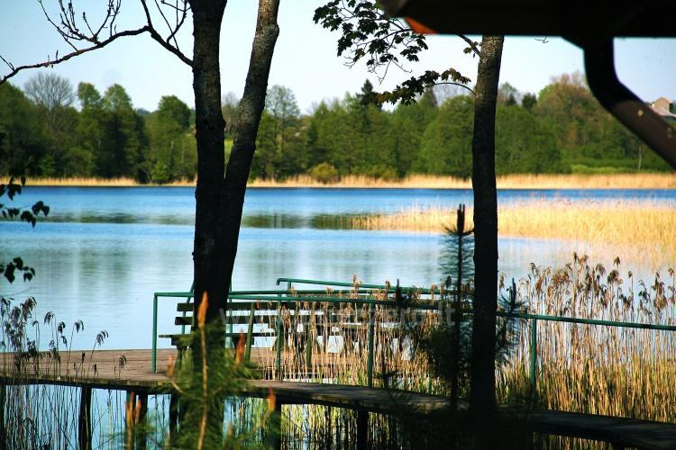 Radviliu sodyba in Anykščiai zonā, pie ezera - 16