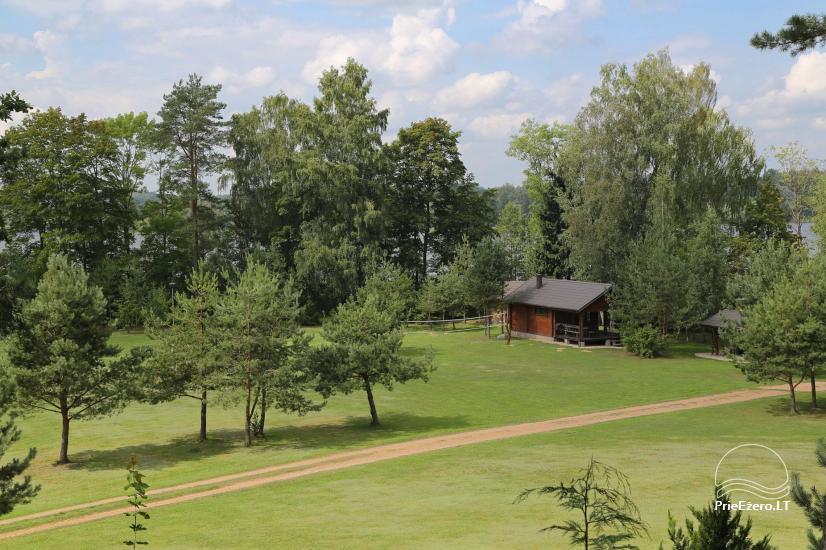 Radviliu sodyba in Anykščiai zonā, pie ezera - 19