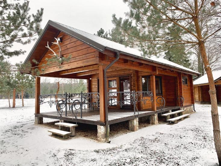 Radviliu sodyba in Anykščiai zonā, pie ezera - 37