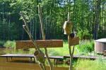 Lauku sēta Adomėnų sodyba - klusa, koku ieskauta Molētu rajonā - 3