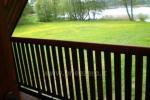 Brīvdienu māja sētā uz ezera krastā Vyšnia - 9