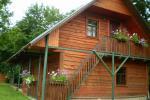 Brīvdienu māja sētā uz ezera krastā Vyšnia - 6