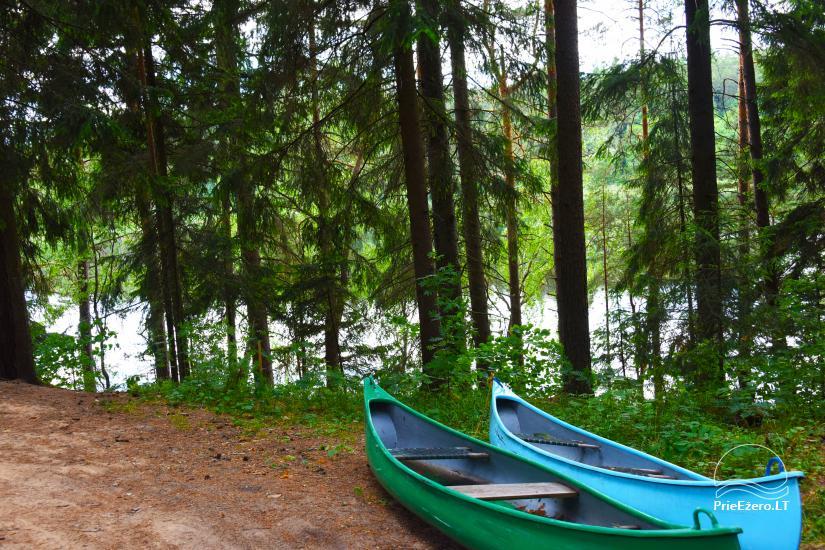 Ilona ir sēta ezera krastā - 16