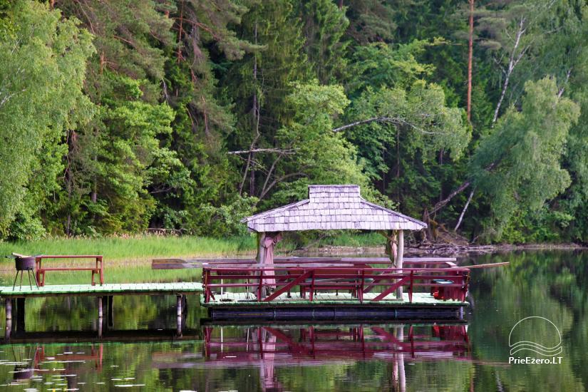Ilona ir sēta ezera krastā - 19