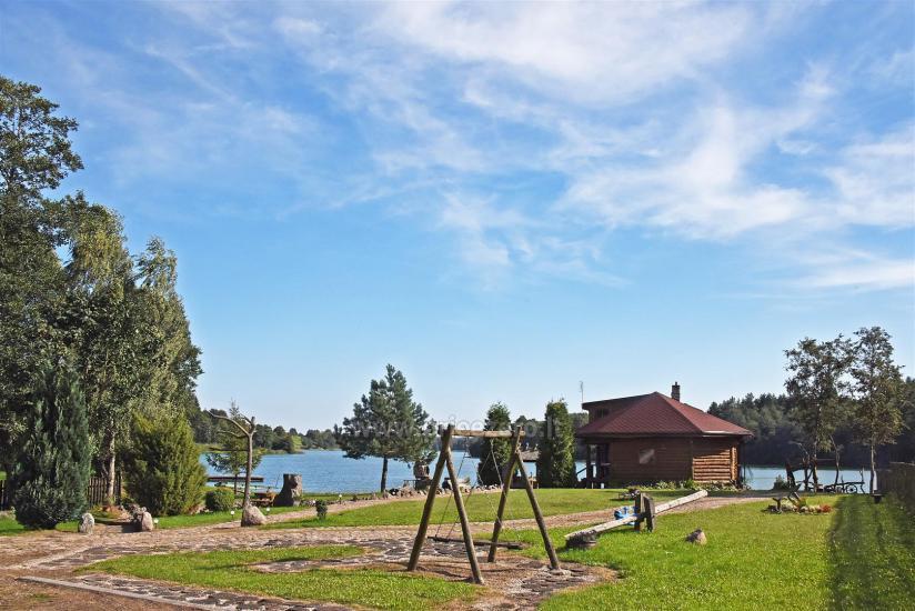 Lauku sēta krastā ezera atpūtai un notikumi - 3