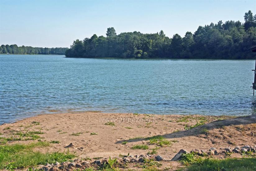 Lauku sēta krastā ezera atpūtai un notikumi - 6