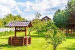 Viensēta pie ezera Malkestas un atpūtas mājas  Srovenos krantas - 2