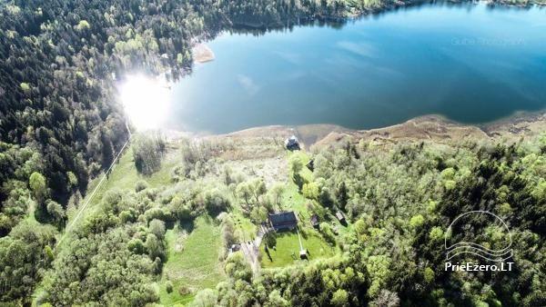 Sēta ar Kelmes rajonā, pie ezera Gilius - 3