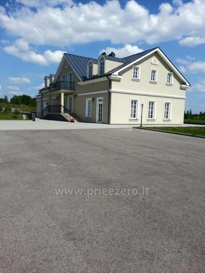 Muižas lauku māja PROVANSALIS - 4