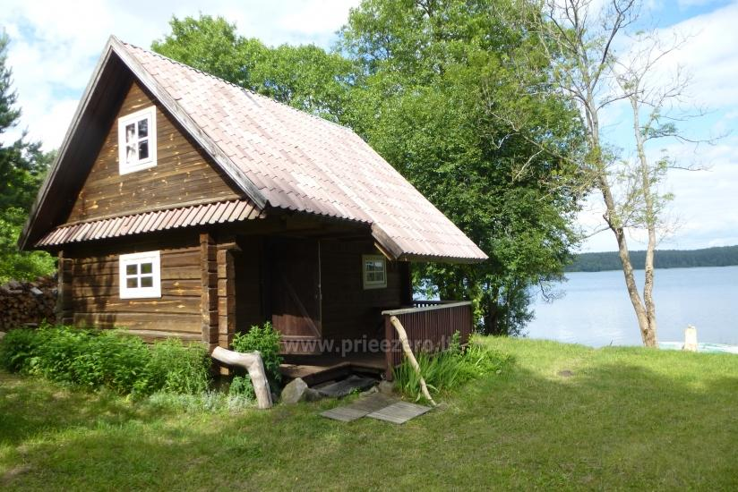 Homestead pie ezera Tauragnas Tauraslėnis - 11
