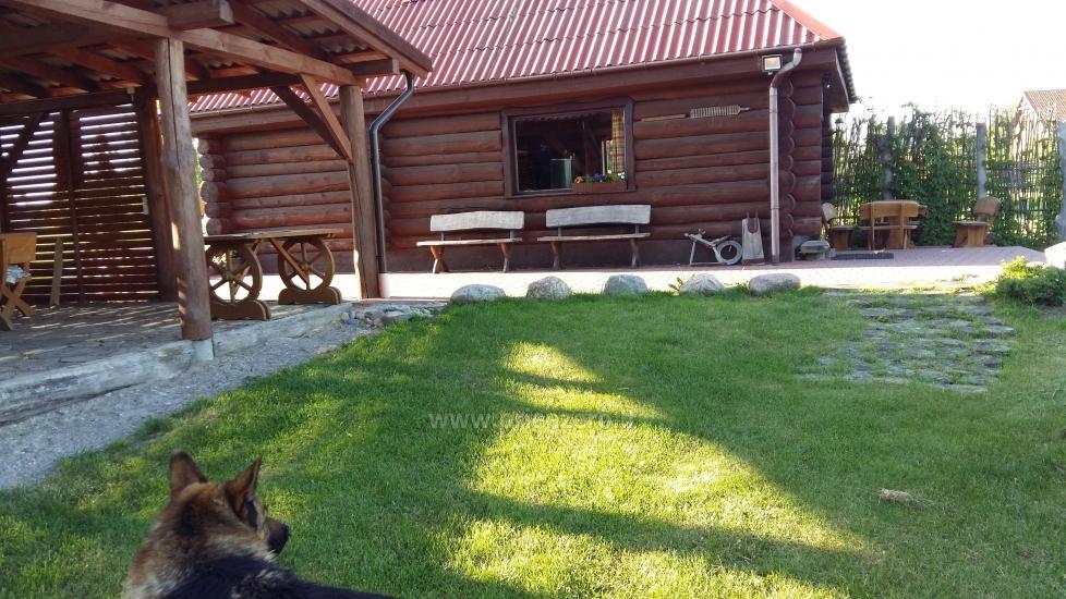 Lauku mājas noma 10 km no Klaipēdas - 4