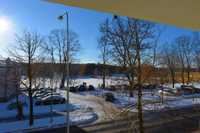 Dzīvoklis ar skatu uz ezeru, pašā centrā Druskininkai - 13