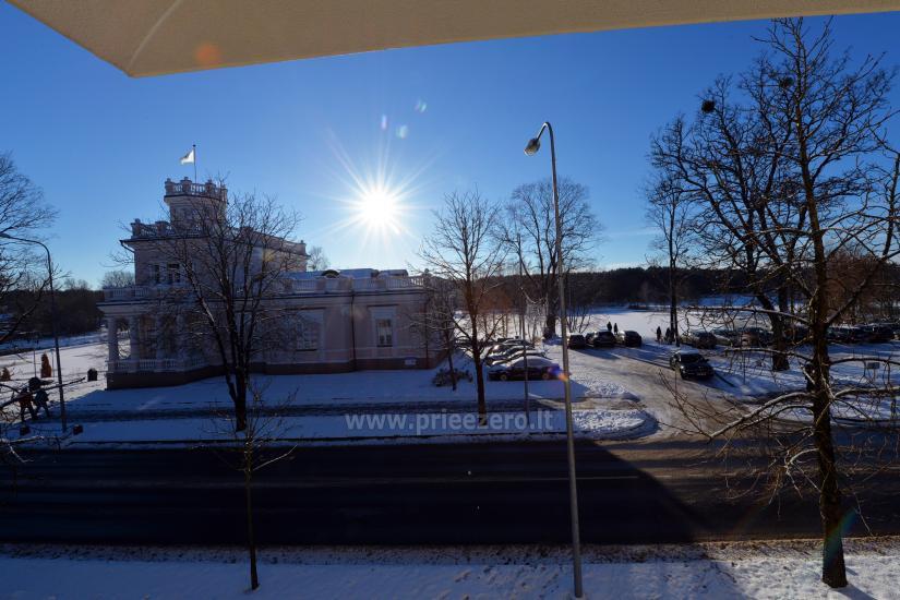 Dzīvoklis ar skatu uz ezeru, pašā centrā Druskininkai - 14