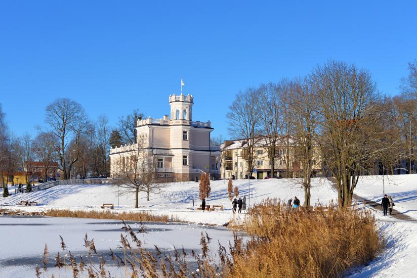 Dzīvoklis ar skatu uz ezeru, pašā centrā Druskininkai - 30