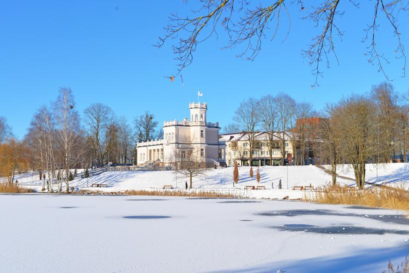 Dzīvoklis ar skatu uz ezeru, pašā centrā Druskininkai - 29