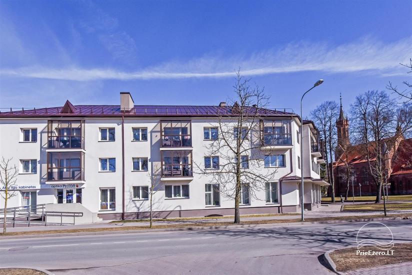Dzīvoklis ar skatu uz ezeru, pašā centrā Druskininkai - 24
