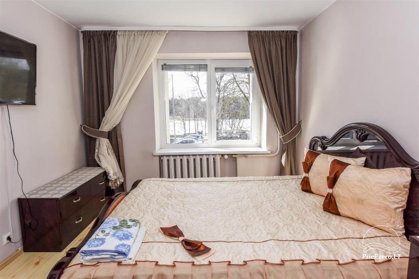 Dzīvoklis ar skatu uz ezeru, pašā centrā Druskininkai - 9