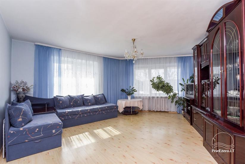 Dzīvoklis ar skatu uz ezeru, pašā centrā Druskininkai - 7