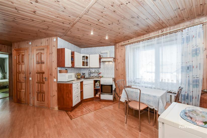 Dzīvoklis ar skatu uz ezeru, pašā centrā Druskininkai - 15