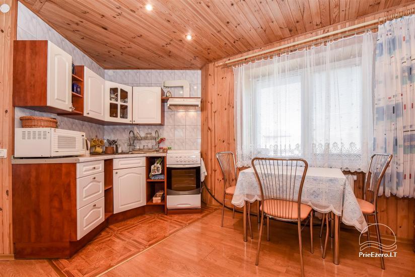 Dzīvoklis ar skatu uz ezeru, pašā centrā Druskininkai - 16