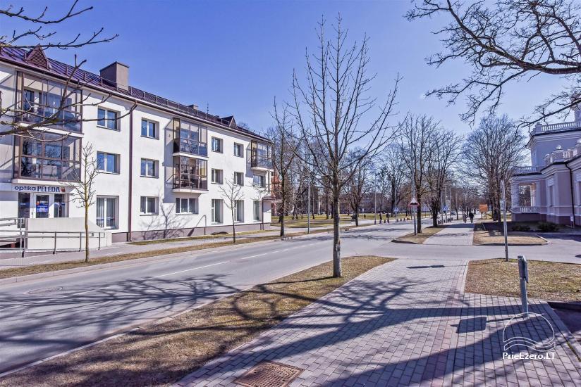 Dzīvoklis ar skatu uz ezeru, pašā centrā Druskininkai - 26