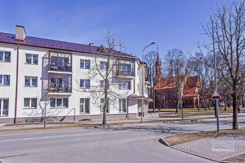 Dzīvoklis ar skatu uz ezeru, pašā centrā Druskininkai - 25