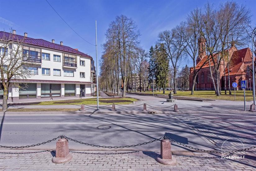Dzīvoklis ar skatu uz ezeru, pašā centrā Druskininkai - 3