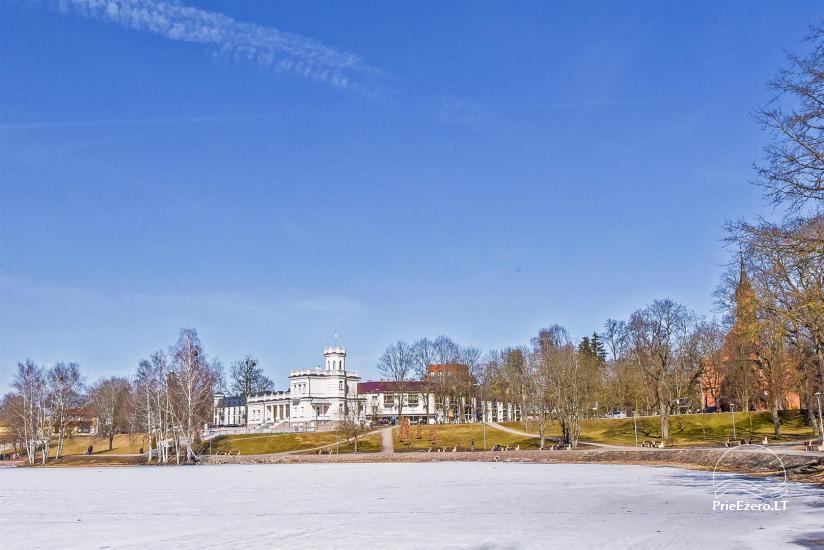 Dzīvoklis ar skatu uz ezeru, pašā centrā Druskininkai - 28