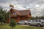 Villa Tola Sirvintai rajonā, 25 km no Viļņas