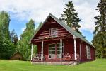 Lauku māja pie ezera Delinis Pagriaumėlė - 3