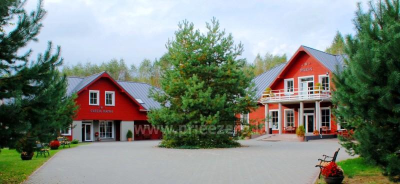 Konferenču un atpūtas centrs Kernaves bajoryne - 8
