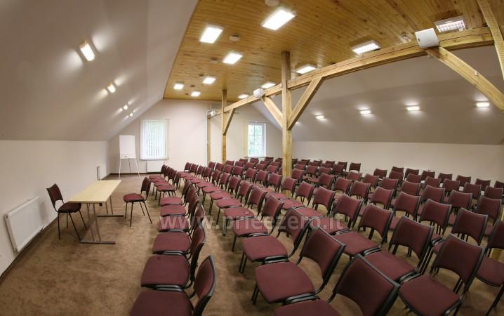 Konferenču un atpūtas centrs Kernaves bajoryne - 4