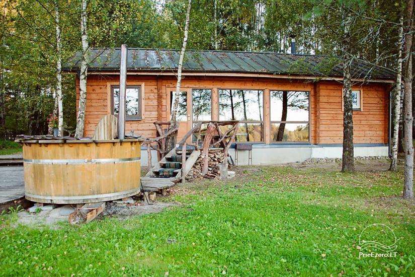 Konferenču un atpūtas centrs Kernaves bajoryne - 40