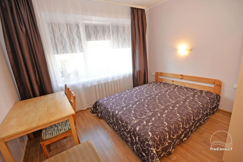 Viena istaba dzīvokli centrā Druskininkos - 4