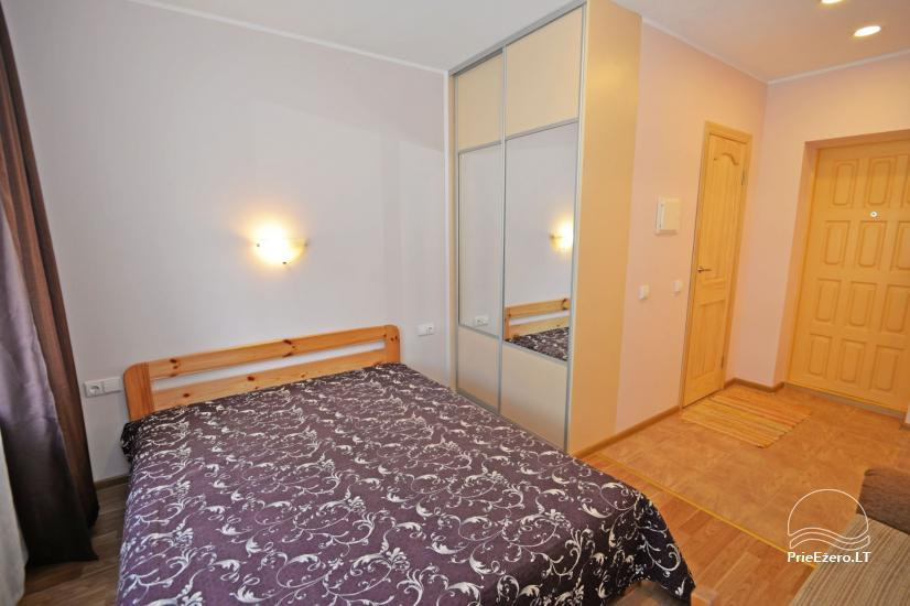 Viena istaba dzīvokli centrā Druskininkos - 5