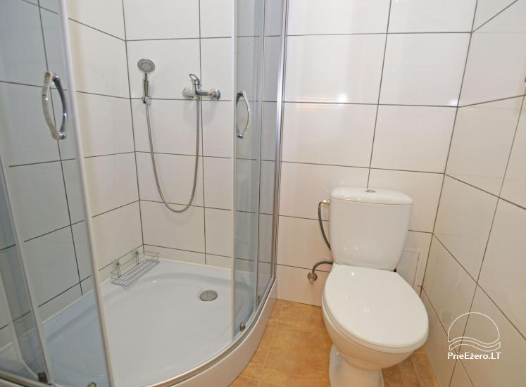Viena istaba dzīvokli centrā Druskininkos - 10
