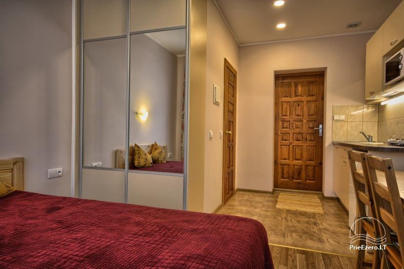 Viena istaba dzīvokli centrā Druskininkos - 1